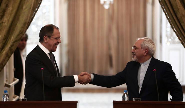 """Sergey Lavrov: """"É hora de finalmente encerrar o problema iraniano"""""""