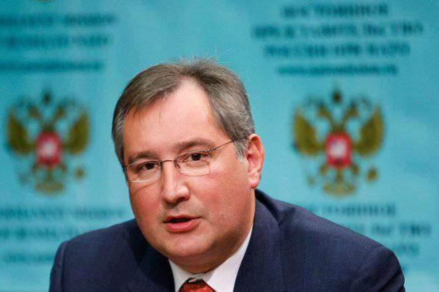 Dmitry Rogozin: about Americans, Martians, spy machines and plans for the near future