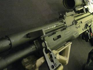 "Dublin AK Systems의 ""Kalashnikov""개선 사항"