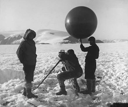 Fuerzas Especiales Meteorológicas Árticas del Tercer Reich