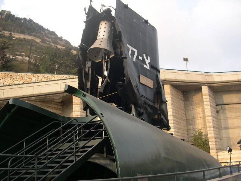 Submarinos gratuitos para la armada israelí.