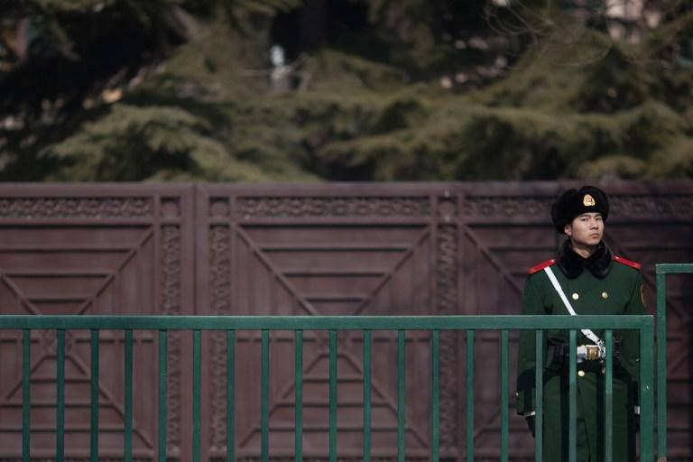 Une vidéo dans laquelle des soldats chinois torturés lors d'une recrue a provoqué un scandale dans le pays