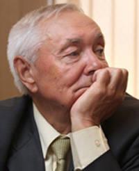 Muere el académico Valentin Pashin
