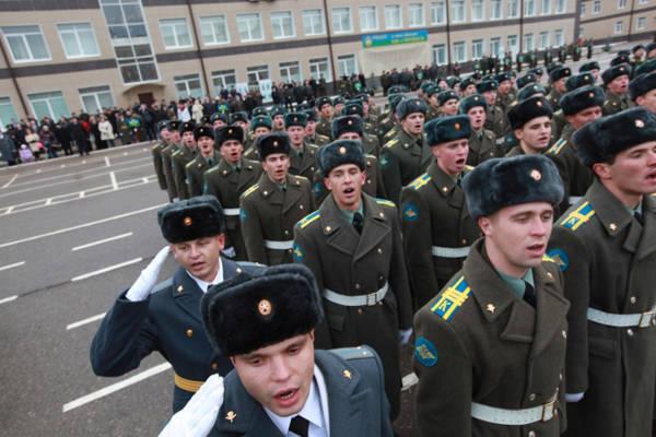 В войсках появится Служба по контролю за возможным употреблением военнослужащими наркотиков