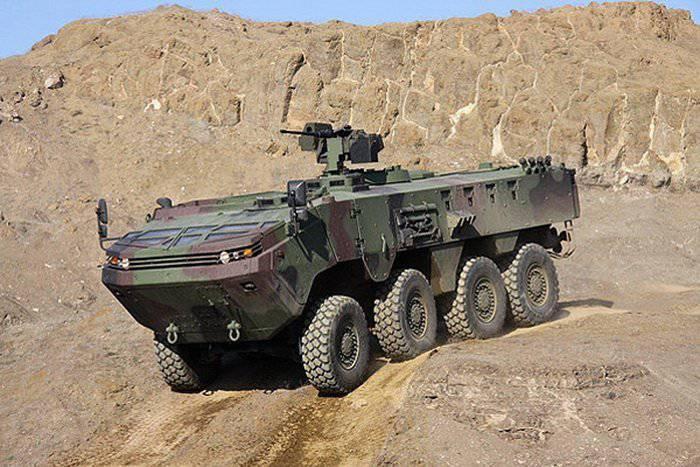 Десятка лучших бронетранспортеров по версии Army Technology