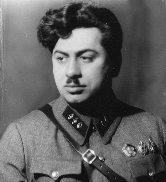 ソ連史上最年長の裏切り者脱退者