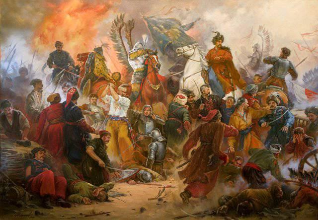 独立戦争とZhvantsの戦い