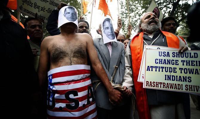 Дипломатия в застенках: американо-индийский дипломатический скандал