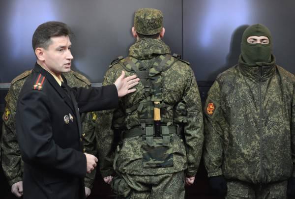 Военные начали получать новую полевую форму