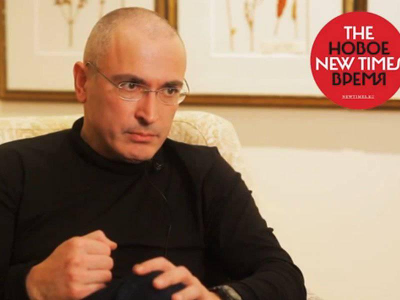 Albats fühlte für sich selbst erfolglos Chodorkowski über Separatismus und Einstellung zu Putin