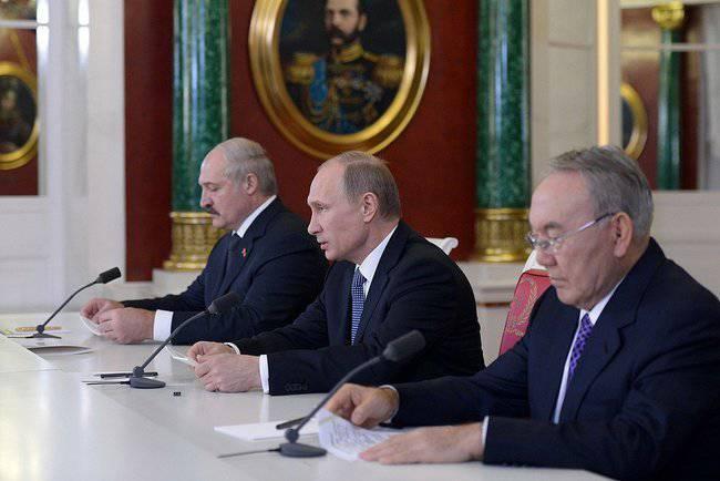 Стройка Евразийского экономического союза. Будут ли новые этажи?