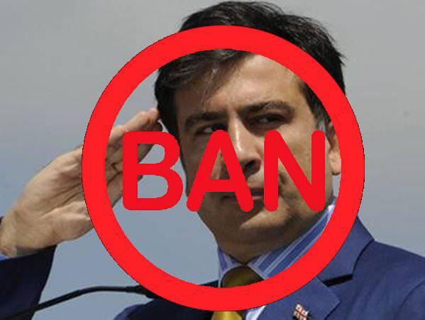 """L'Ucraina """"ha vietato"""" Saakashvili, gli Stati Uniti gli hanno offerto un lavoro"""