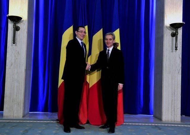 Moldova başbakanı olarak ülke ticaret yapıyor