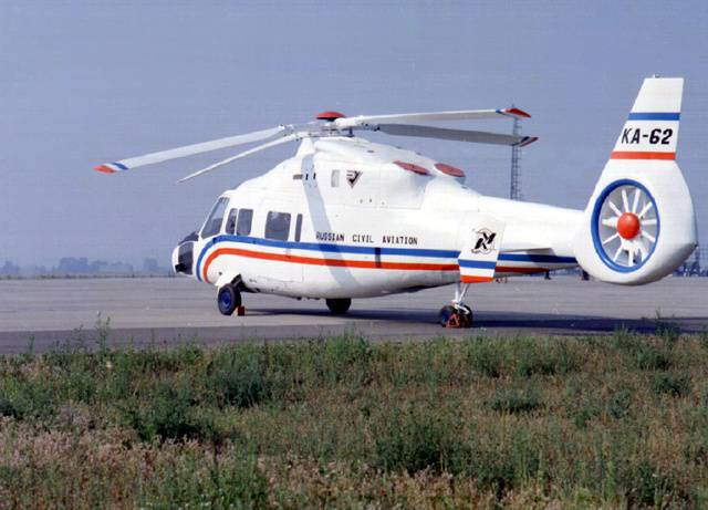 Air Force Commander: Ka-62 helicopters will be happy to take