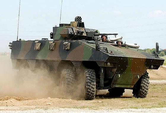 加拿大国防部取消了BVM CCV采购计划