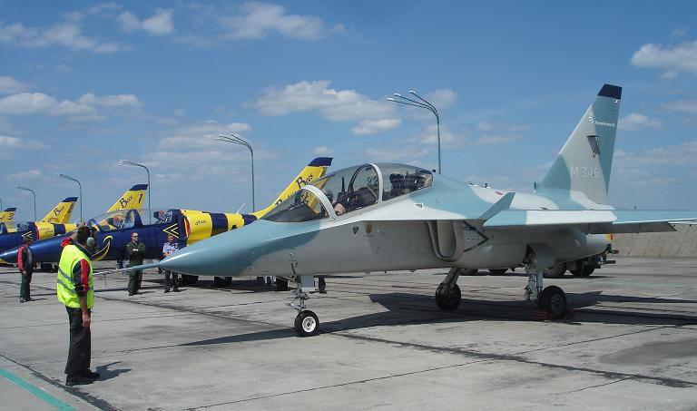 ポーランドはM-346を選びました