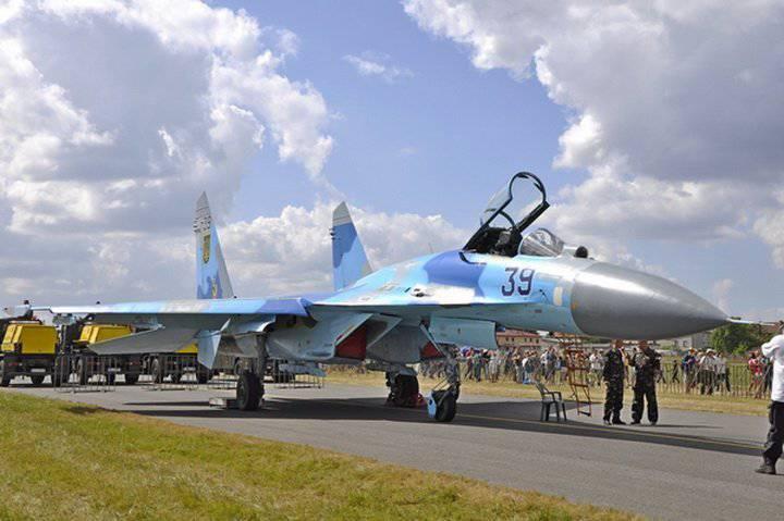 """2013年のウクライナ空軍("""" Dziennik Zbrojny""""、Polska)"""