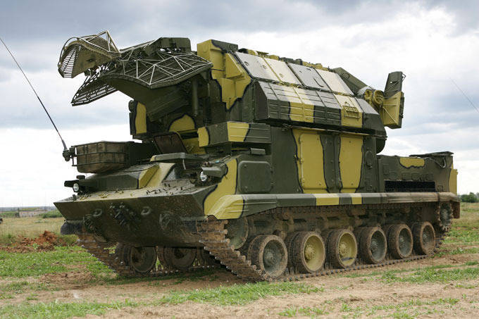 """New """"TOR-MHNUMXU"""" will be shown at the Victory Parade in Moscow"""