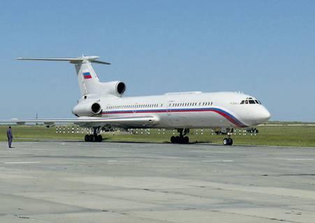 Le légendaire Tu-154 ne démissionne pas. Les avions de ligne interrompus depuis plus d'un an serviront l'armée de l'air