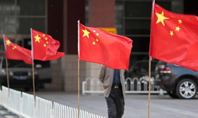 中国在苏联解体上