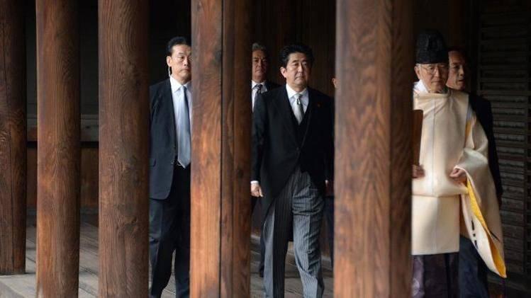Il Giappone non vede nulla di sbagliato nell'adorare i criminali di guerra. Precedente?