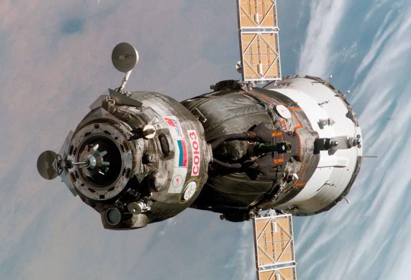 космического корабля «Союз