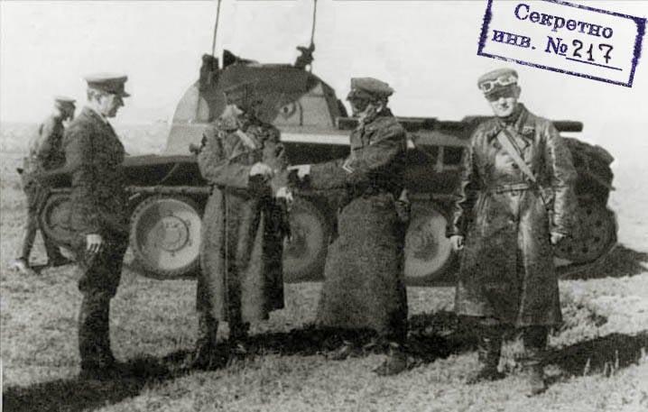 Sovyet tankı KBT-7