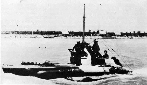Der erste sowjetische Super-Klein