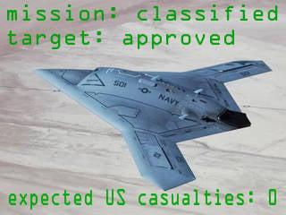 Über dem Gesetz schweben. Eine wachsende Armee von geflügelten Killerrobotern unterliegt nur der CIA und dem Präsidenten