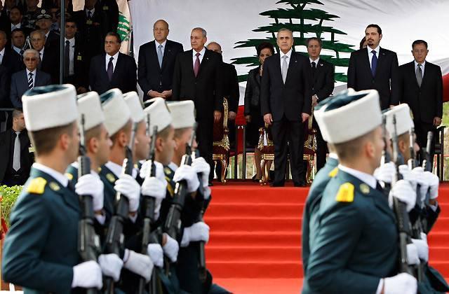 Lübnan, tarihindeki en büyük silah dilimini alacak