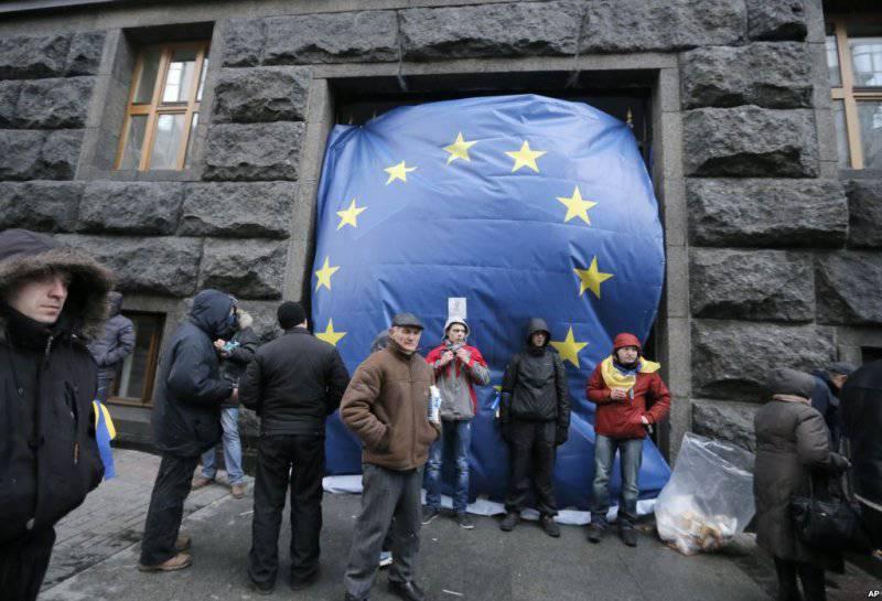 Письмо из оккупированного Киева