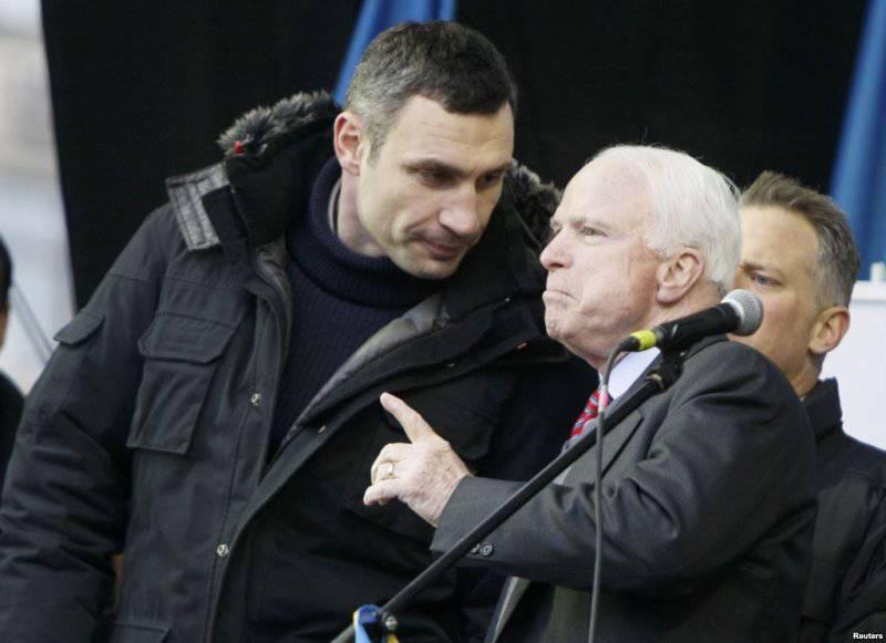 Битва за Украину. Наступление «Европейского рейха» и сценарий новой европейской войны