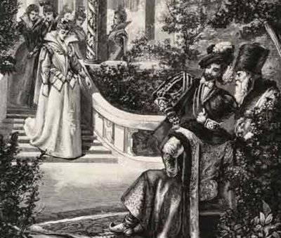 Английский узел. Как Лондон невестами торговал