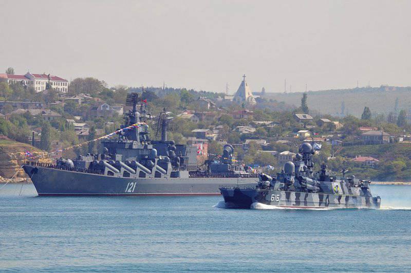 Вопрос дня: будет ли проведена модернизация Черноморского флота?