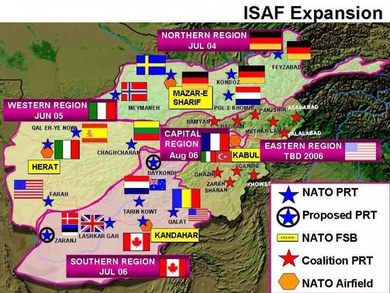 НАТО на пороге развала?