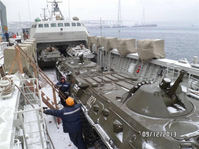 десантный катер проекта 21820 фото #6