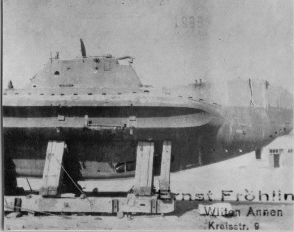 Первая советская сверхмалая