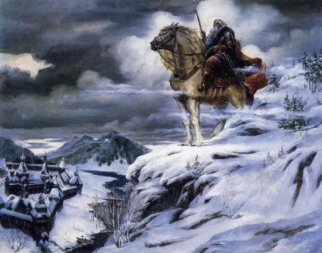 Il mistero della morte di Sviatoslav. Strategia di costruzione della grande Russia