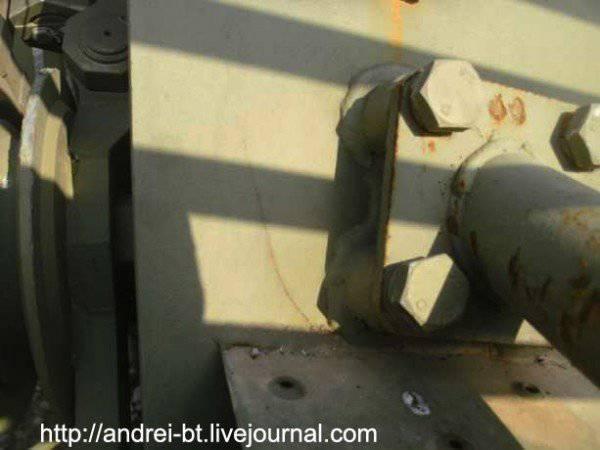 Злоключения украинских БТРов в Ираке