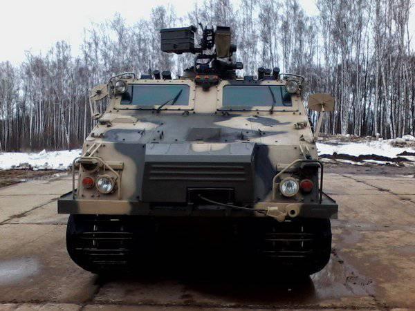 俄罗斯正在为海军陆战队开发一种新的远征作战车辆