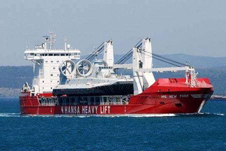 """Die DKVP-Klasse """"Bison"""" ermöglicht der PLA einen schnellen Zugang zu den umstrittenen Inseln"""