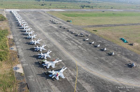 Histoire de Su-30MK2V au Venezuela