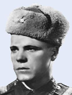 Le soldat Ishchenko a poignardé sept Allemands avec une baïonnette