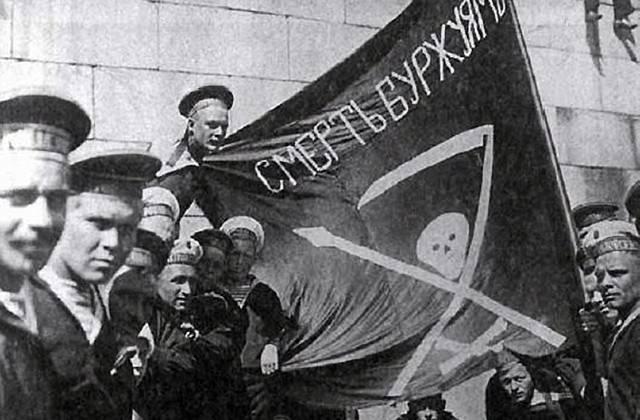 ソビエト労働運動におけるアナキスト