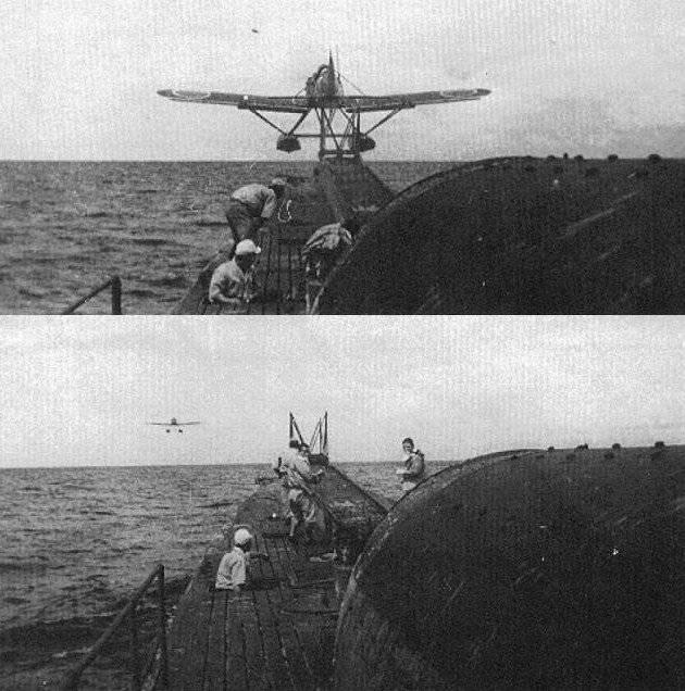 Подводные авианосцы: будни, романтика, подвиги