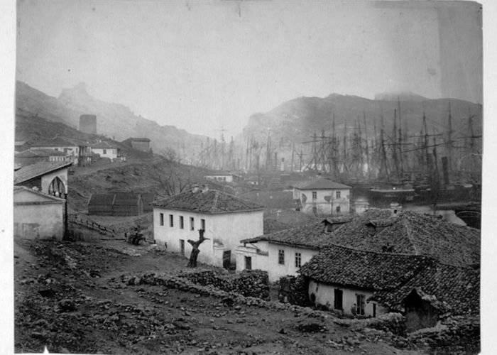 पूर्वी युद्ध 1853-1856 के दौरान क्रीमियन टाटर्स का विश्वासघात