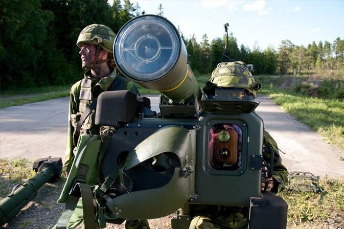 ブラジルの陸軍がRBS-70 NG MANPADSを購入する計画