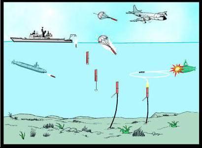 Les derniers navires anti-mines de l'Union soviétique