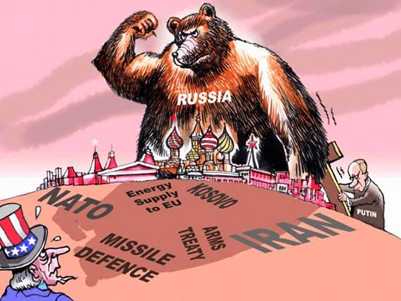 """Feier der zivilisierten Medien: """"Endlich hat jemand die Russen in die Luft gesprengt"""""""