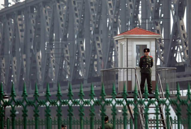 Wie in China kämpfen mit der illegalen Einwanderung